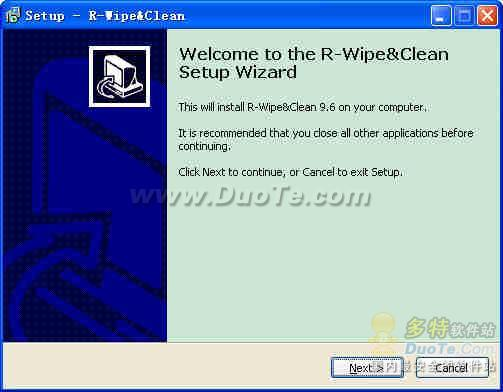 R-Wipe and Clean下载