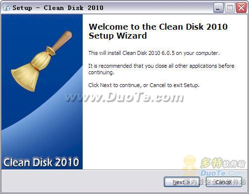 Disk Washer下载