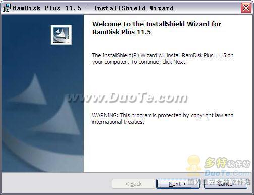 SuperSpeed RamDisk下载