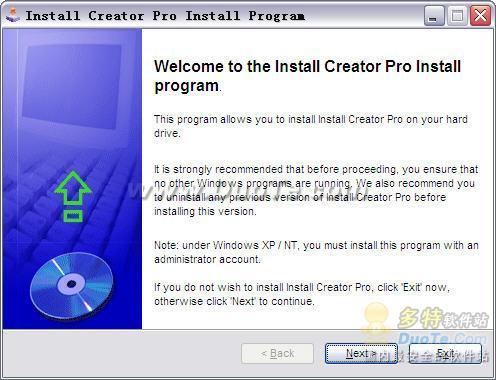 Clickteam Install Creator Pro下载