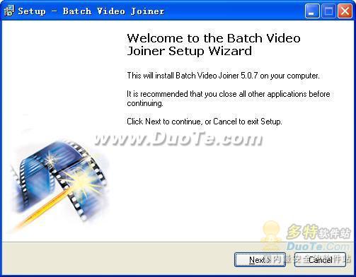 Batch Video Joiner下载