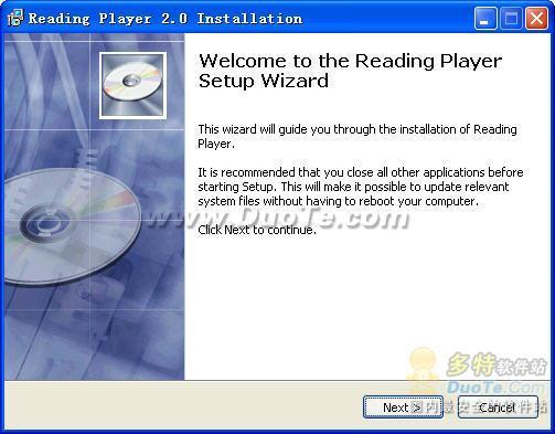 Reading Player下载