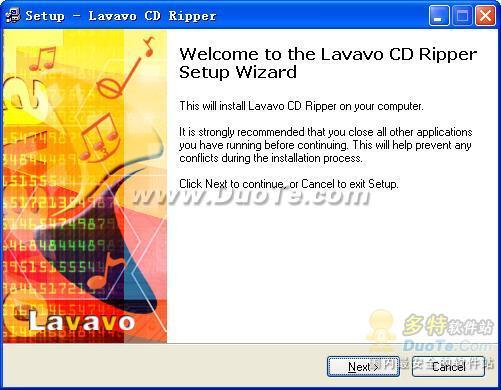 Lavavo CD Ripper下载
