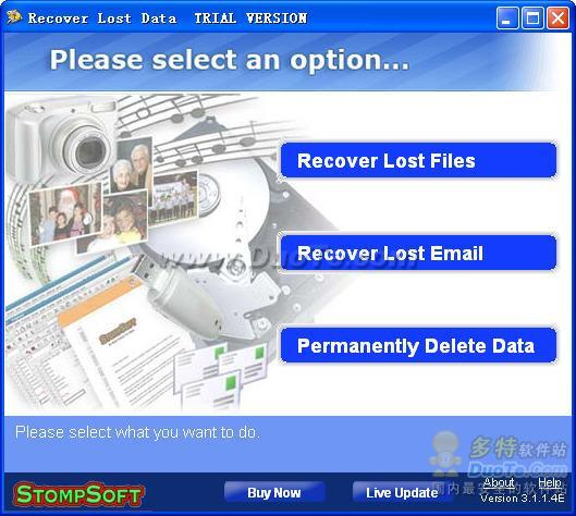 Recover Lost Data下载