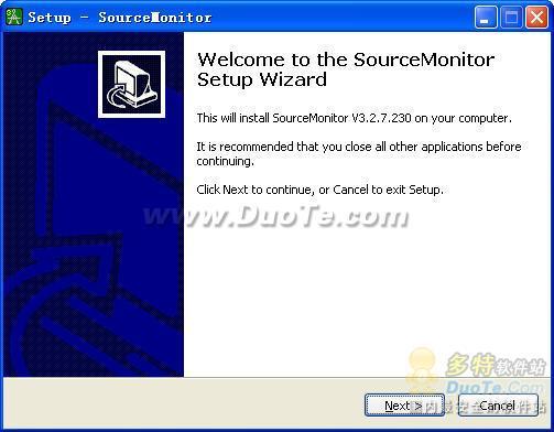 SourceMonitor下载