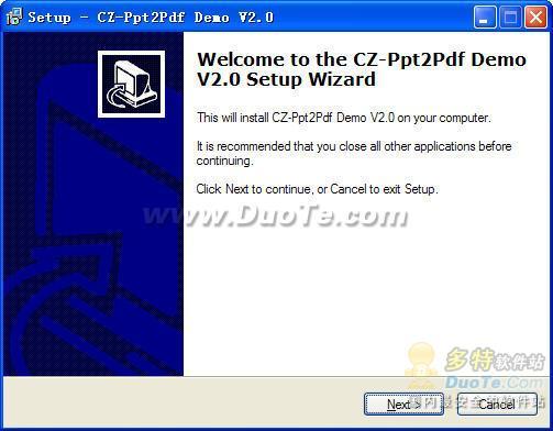 CZ-Ppt2Pdf下载