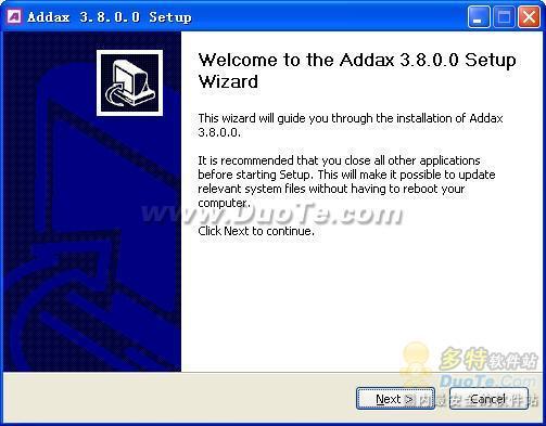 Addax下载