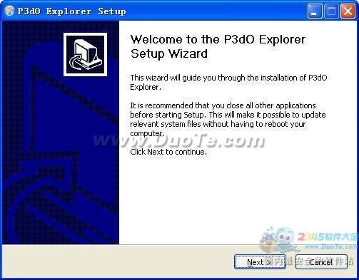 P3dO Explorer下载