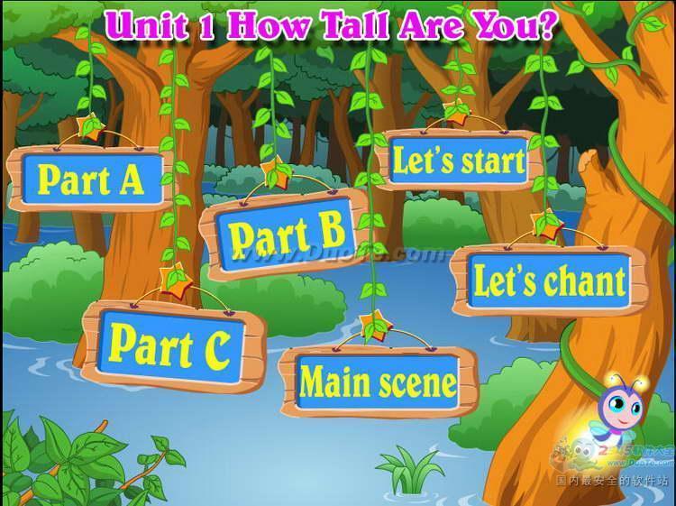 金太阳pep小学英语四年级上册英语学习软件下载