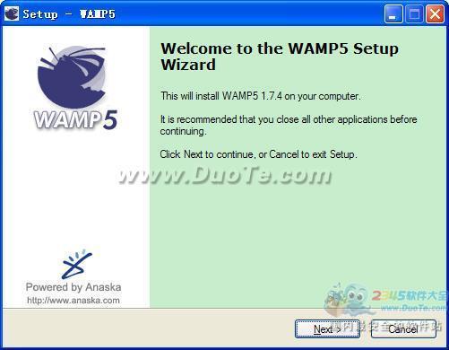 WAMP5下载