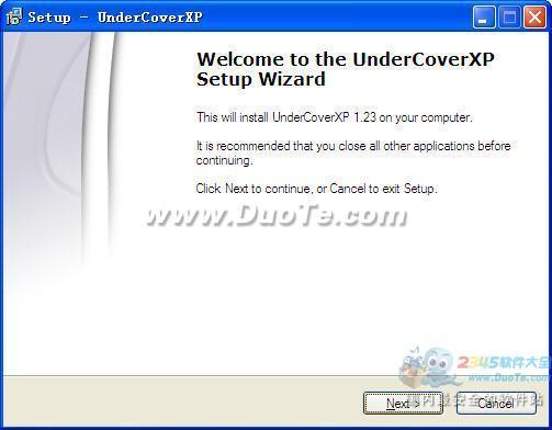 UnderCoverXP下载