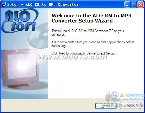 Alo RM to MP3 Converter下载