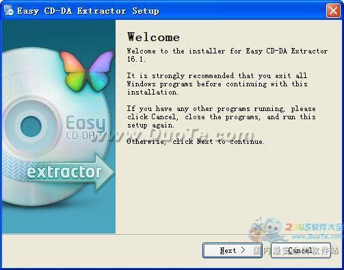 Easy CD-DA Extractor下载