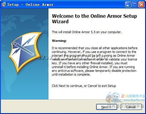Online Armor Firewall Free下载
