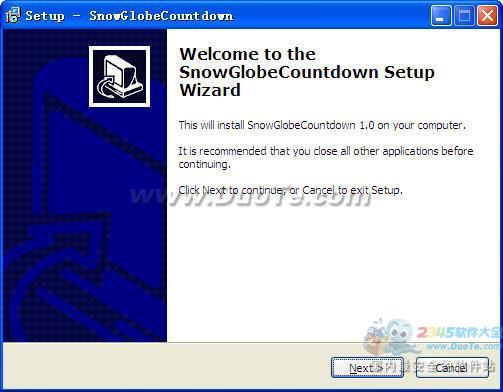 Snow Globe Countdown(雪球倒计时)下载