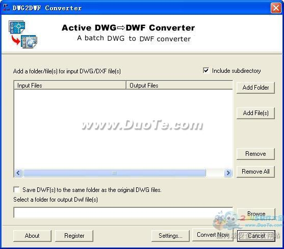 AutoCAD DWG to PDF Converter下载