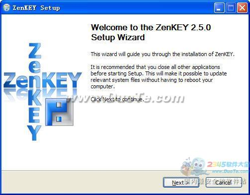 ZenKEY(键盘控制增强工具)下载