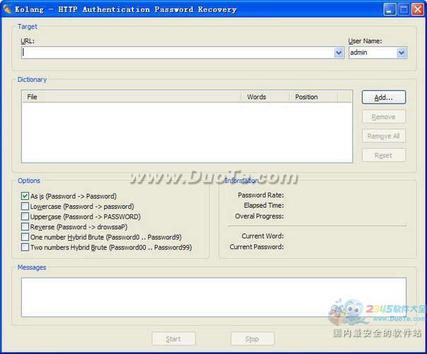 Kolang(网页认证密码修复工具)下载