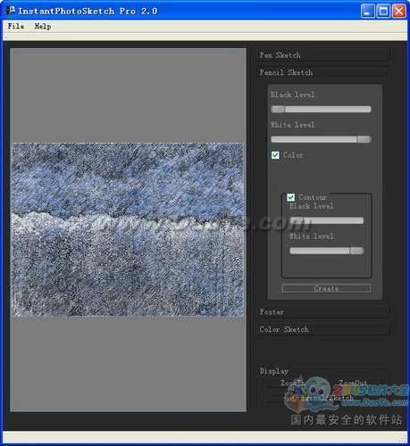 Instant Photo Sketch  (照片一键转换铅笔画)下载