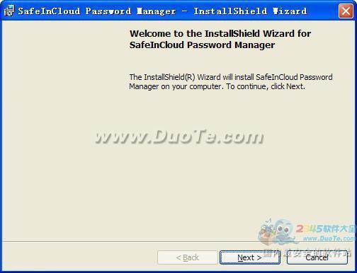 Safe In Cloud(云端密码管理软件)下载