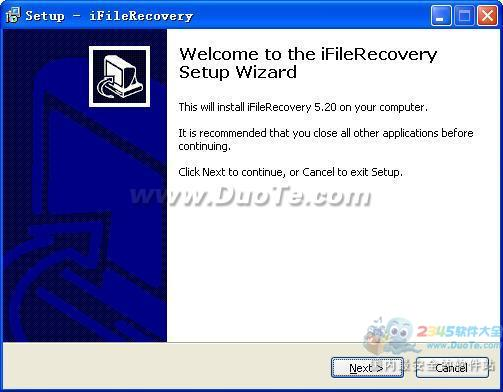 iFileRecovery(数据恢复软件)下载