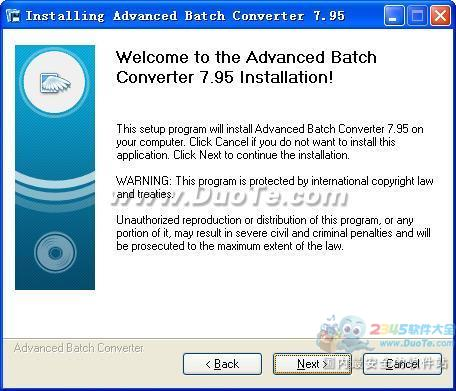 Advanced Batch Converter下载