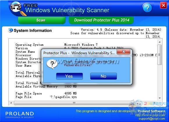 Windows Vulnerability Scanner下载