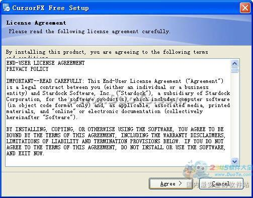CursorFX (鼠标美化工具)下载