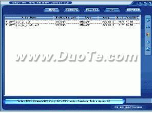 Easy AVI/MPEG/RM/WMV Joiner(视频格式转换)下载