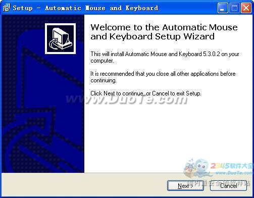 Automatic Mouse and Keyboard下载