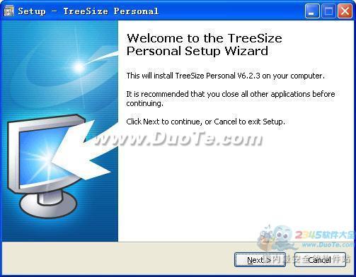 TreeSize Personal(电脑磁盘清理)下载