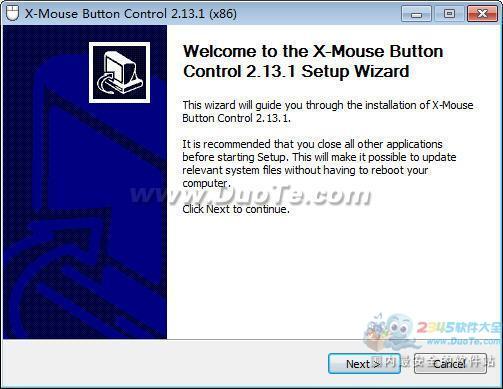 X-Mouse Button Control下载