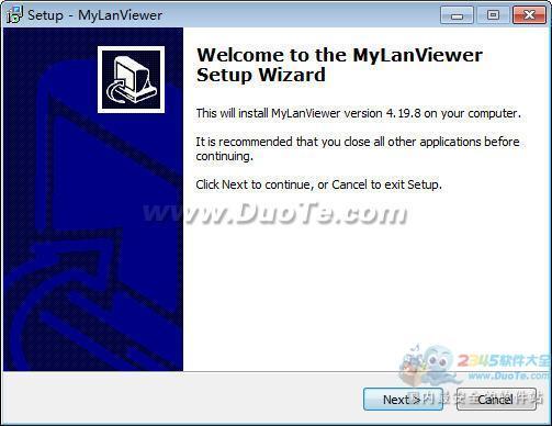 MyLanViewer(局域网扫描工具)下载