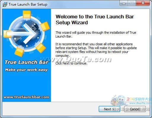 True Launch Bar下载