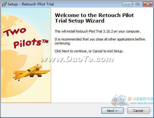 Retouch Pilot (相片整合)下载