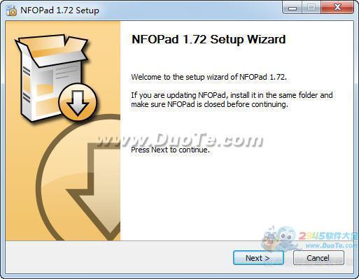 NFOpad (nfo文件编辑器)下载