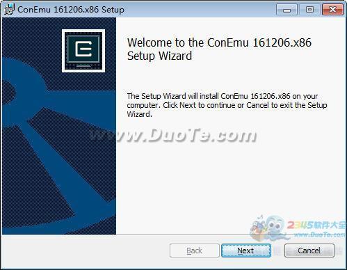 ConEmu(DOS系统仿真器)下载