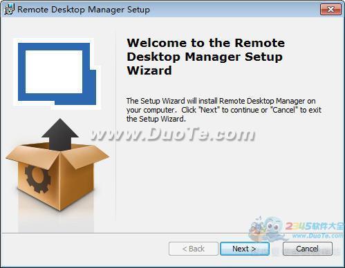 Remote Desktop Manager(远程桌面管理)下载