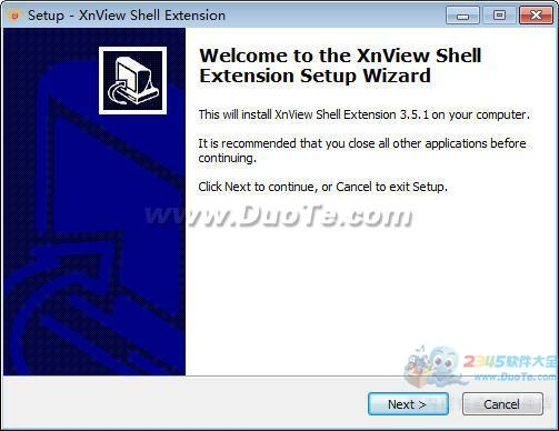 XnView Shell Extension下载