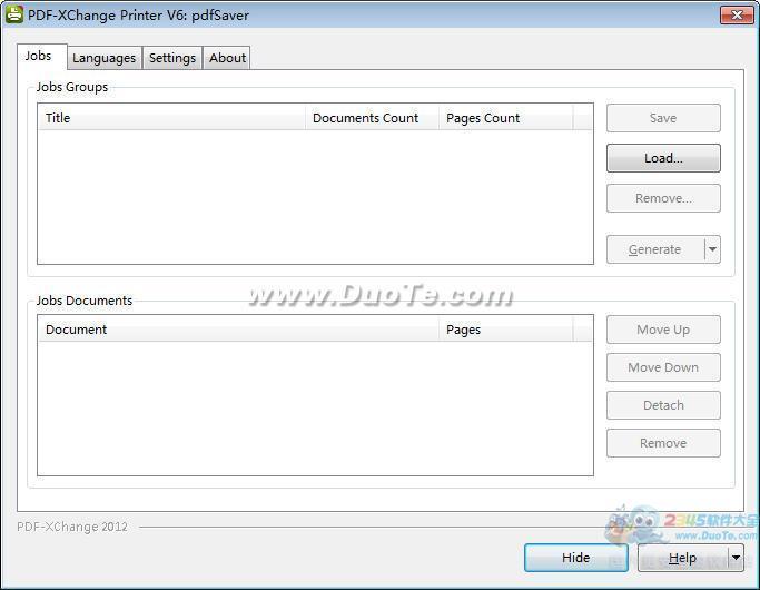 PDF-XChange Standard(打印配置)下载
