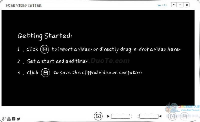 Gihosoft Free Video Cutter下载