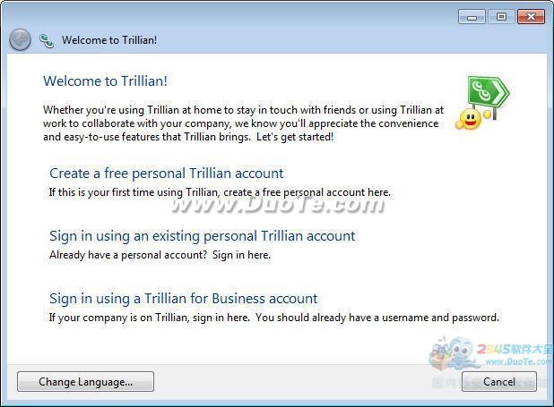 Trillian下载