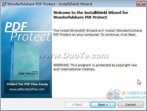 PDF加密解密及防复制工具下载