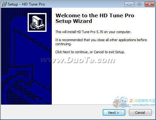 HD Tune Pro(硬盘检测修复工具)下载