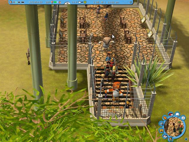 过山车大亨3:水上乐园+野生动物园下载