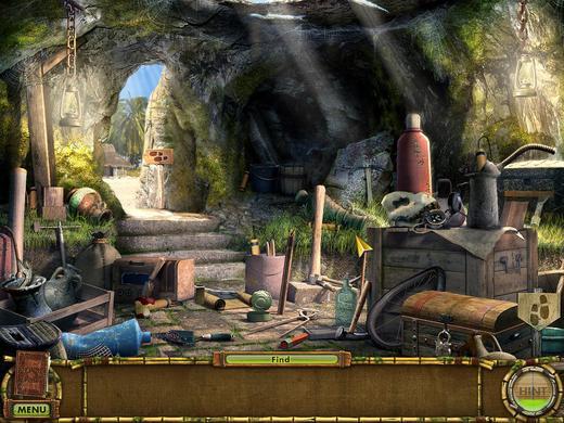 神秘岛宝藏2:命运之门下载
