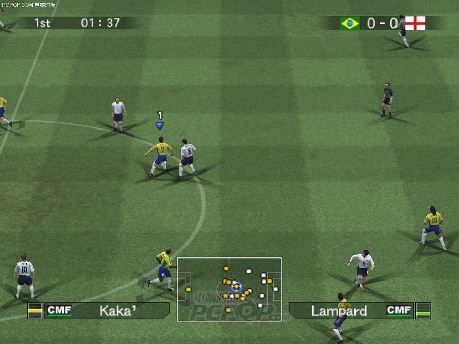实况足球2009下载