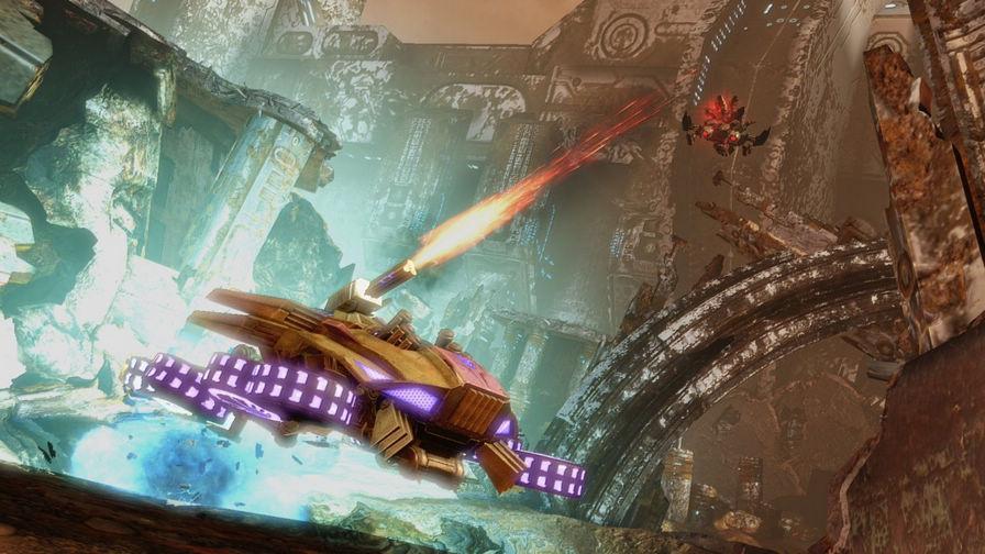 变形金刚:暗焰崛起下载