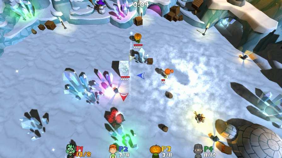 超级雪斗下载