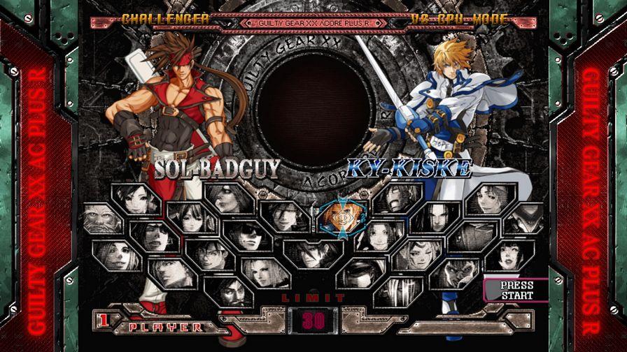 罪恶装备XXAC:加强版R下载